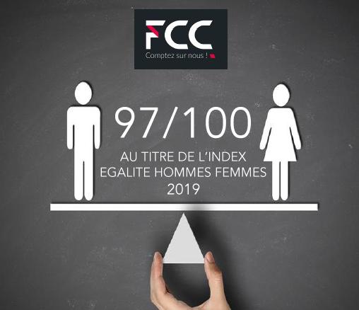 INDEX ÉGALITÉ PROFESSIONNELLE 2019