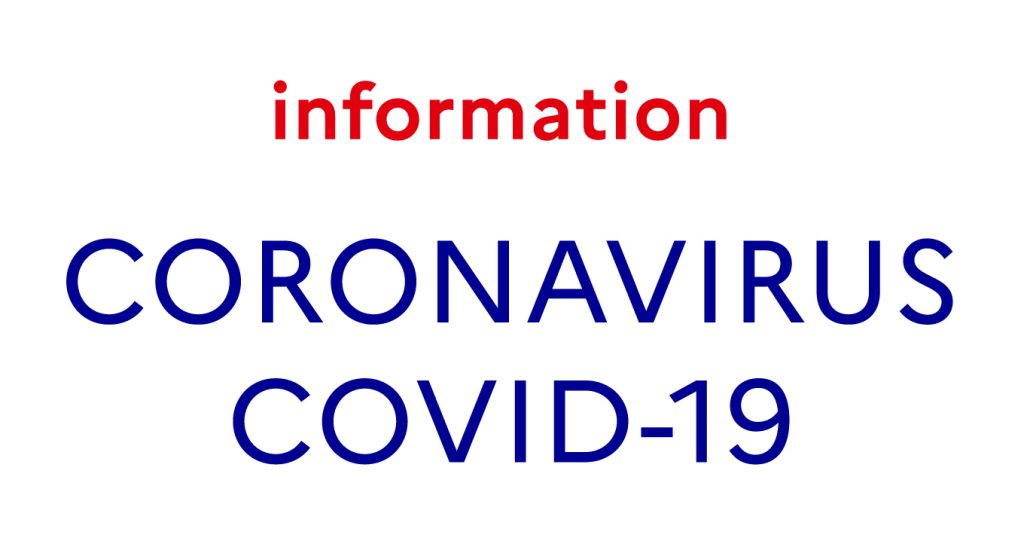 COMMUNIQUÉ FCC / CORONAVIRUS